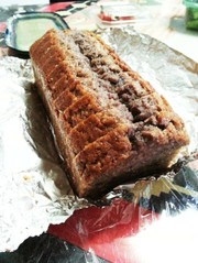 神配合!簡単しっとりジャムパウンドケーキの写真