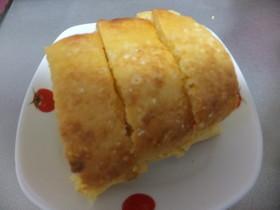 空き牛乳パックで簡単パウンドケーキ