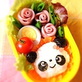 魚ニソのバラ☆小さいお弁当にピッタリ☆