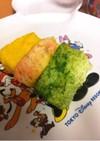 手掴み離乳食★お野菜フレンチトースト