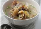 フィリピンの味★あさりのスープ
