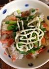 超簡単!鮭マヨ丼