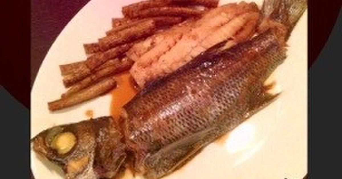 のどぐろ煮付け\u203c簡単煮魚 by tiii♡mom [クックパッド] 簡単おいしいみんなのレシピが251万品