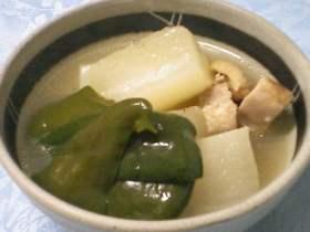 大根の胡椒煮