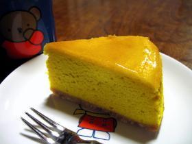 かぼちゃのチーズスフレ