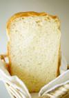 *塩麹米粉ミルク食パン*(HB早焼き)