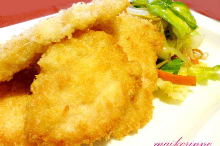 レシピ とり かつ こんなに柔らかくなるの!?美味しい「鶏むね肉」の極上レシピ9選
