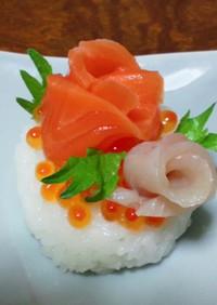 ちょこっとバラ寿司
