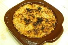 ポテトコロッケを丸めずにオーブン焼き