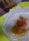 めっけもん♪簡単~豆腐サラダ