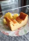 ヨーグルトでスフレチーズケーキ風♡