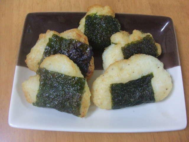 簡単♪大和芋の海苔焼き