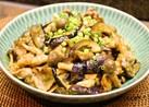 簡単おいしぃ♪豚と茄子のオーロラ味噌炒め
