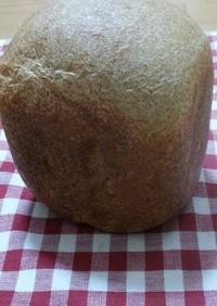 全粒粉50%パン
