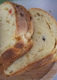 フルグラ入りサックフワ~デニッシュ食パン