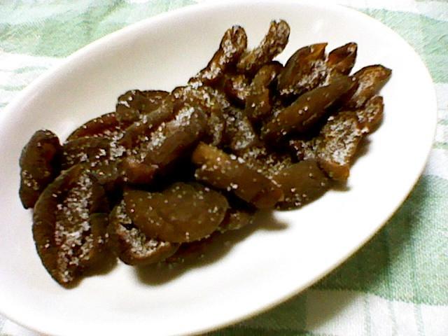 梅酒の梅で作る『セミドライフルーツ』
