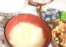 うちのじゃがいものお味噌汁☆