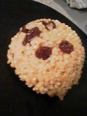 マクロビオティック★もちきびの林檎ジュース煮の写真