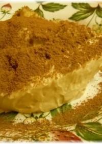 パウンドケーキでティラミス