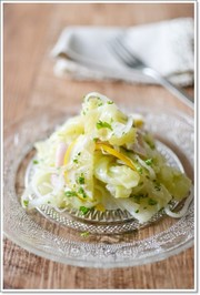 玉ねぎとハムのレモンマリネ【作り置き】の写真