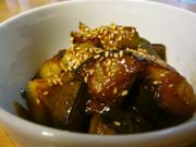 茄子が一本あれば・・簡単! 茄子の油味噌の写真