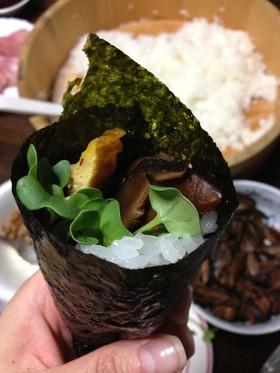 原木干し椎茸の佃煮
