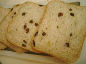 ☆HB☆グラハムレーズンハニー食パン