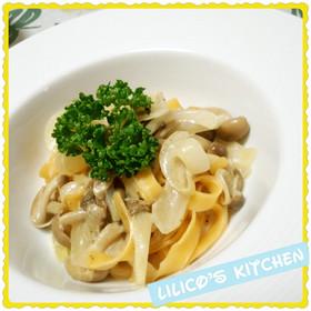【美レシピ】ポルチーニ茸のタリアテッレ