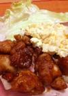 鶏の南蛮漬け 437kcal