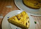 南瓜チョコムースケーキ