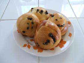 ☆チョコチップパン☆