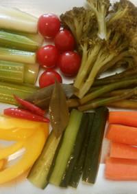 絶品やみつき野菜のピクルス