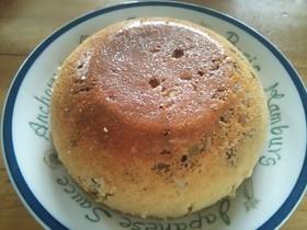 ホットケーキミックス炊飯器フルーツケーキ