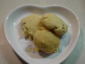 ■超簡単♪ホットケーキミックスで作るバターチョコクッキー■