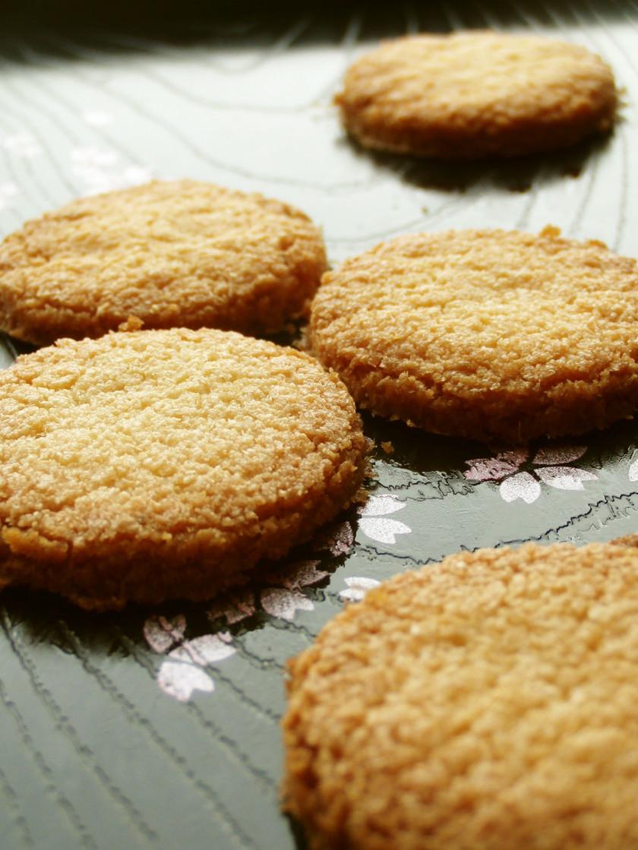 低糖質*軽い食感*おからクッキー