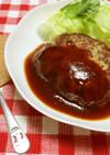 簡単♡ヘルシー!ふわふわ豆腐ハンバーグ