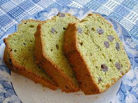 宇治金時ケーキ