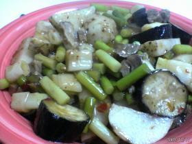 野菜たっぷり!麻婆麺
