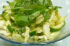 *スイチリ香る♡キャベツ胡瓜のサラダ*