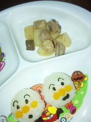 離乳食・幼児食☆鰤のケチャップ煮の写真
