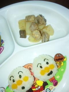 離乳食・幼児食☆鰤のケチャップ煮