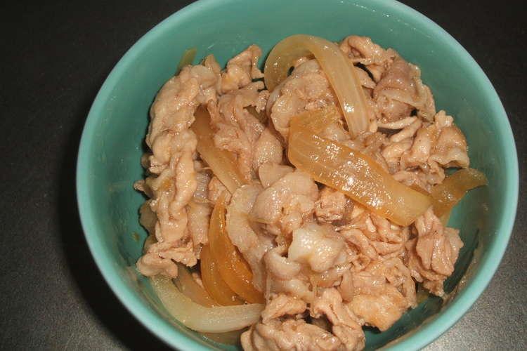 レシピ 豚肉 しゃぶしゃぶ 用