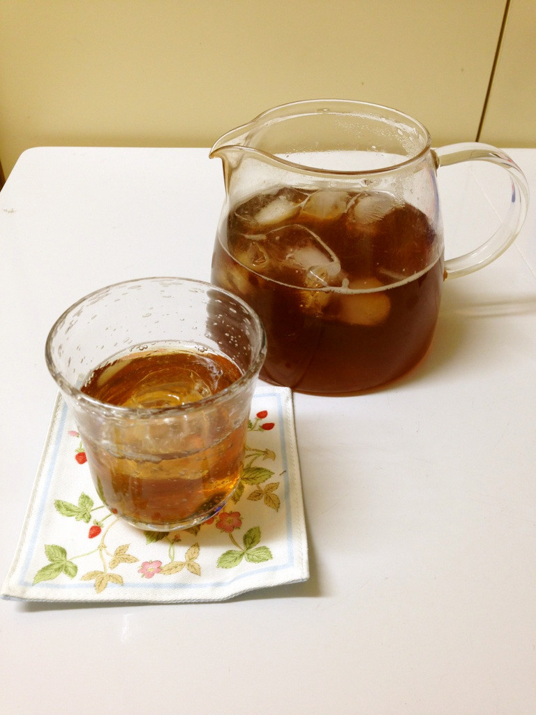 大急ぎで作る*麦茶*