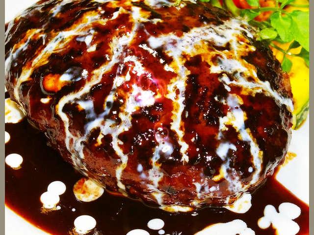 ハンバーグ レシピ 人気