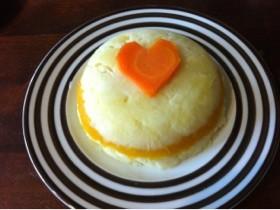 超簡単!野菜だけで作る犬のケーキ