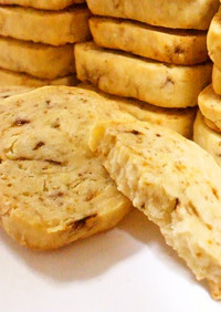 濃縮バナナで☆カリカリクッキー♪