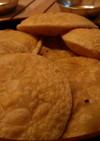 ダルプリ=豆が入った揚げパン=ネパール風