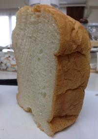 【HB】薄力粉50%ふんわりミルク食パン