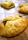 朝食◎HMで簡単パン☆チョコ☆デニッシュ