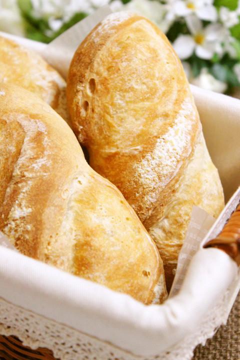 HB使用*簡単プチソフトフランスパン